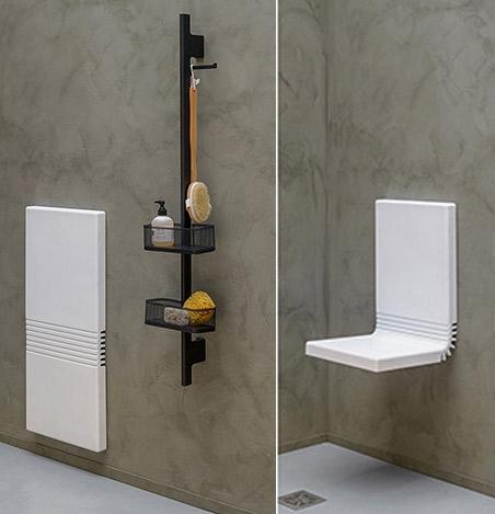 Sedili e seggiolini per doccia e vasca