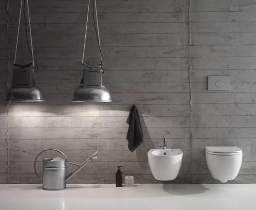 Il vantaggio di scegliere sanitari sospesi per il bagno di casa